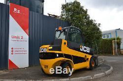 JCB TELETRUK TLT35D WASTEMASTER y2014 Teletruck Telehandler Forklift £14250+VAT