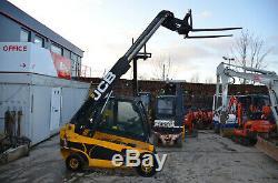 JCB TELETRUK TLT35D WASTEMASTER y2016 Teletruck Telehandler Forklift £15200+VAT
