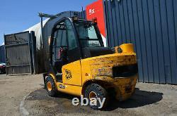 JCB TELETRUK TLT35D y2008 2WD 3.5t 4m Teletruck Telehandler Forklift £11600+VAT