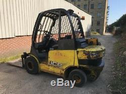 JCB TLT 30D Teletruck, Teletruk, Telehandler, Telehandelar, Year 2013 Forklift