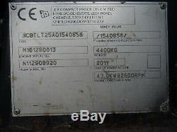 JCB TLT25G. 4000mm LIFT. USED TELETRUK, TELETRUCK (#2351)