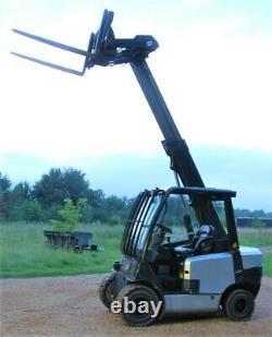 JCB TLT30D 3 tonne Diesel Forklift / Telehandler / Loader. Price includes VAT