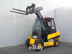 JCB TLT30D. 4000mm LIFT. USED TELETRUK, TELETRUCK (#2551)