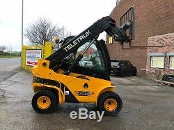 JCB TLT30D 4x4 4WD 6035 hour Teletruck Telehandler Forklift Year 2008 £14950+VAT