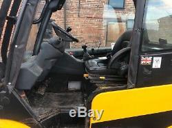 JCB TLT30D 4x4 Teletruck Diesel 2013 Forklift Truck Linde Toyota Combilift