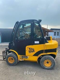 JCB TLT30d 4 X 4