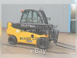 JCB TLT35D 3.5 tonnes 4W Diesel Forklift Truck
