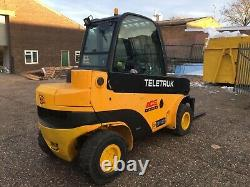 JCB TLT35D 4x4 4WD Teletruk Hire-£99.99 Buy-£22,995 HP-£114.83 VAT Deposit