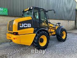 JCB TM320S Agri Telehandler Loader Shovel 2014