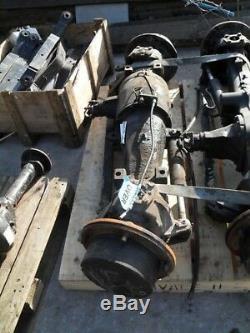 JCB Telehandler 2CX Rear Axle 700 HRS
