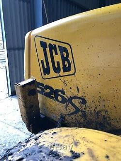 JCB Telehandler 526s Year 1996