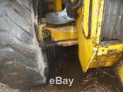 JCB Telehandler 527-67 527 67 Farm Special Loadall As Found Cheap Export
