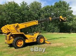 JCB Telehandler 530 120