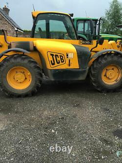 JCB Telehandler 530-70 Farm Special Turbo Loadall