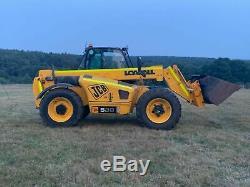JCB Telehandler 530-70 Forklift 7 Meter Loadall
