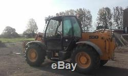 JCB Telehandler 530/70 Forklift Farm Special