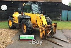 JCB Telehandler 530 70 Loadall Farm Spec Forklift Tractor 74 Hp