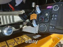 JCB Telehandler 535-125 12.5M reach 3.5 Ton Turbo, Air Con, Key Code, Tracker