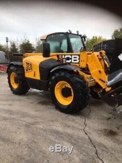 JCB Telehandler 536-60 Agri Super 2010