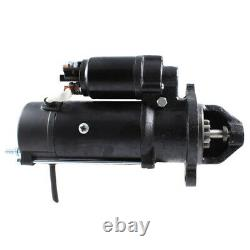 JCB Telehandler ECOMAX DIESELMAX High Power 4.2kW Gear Reduction Starter Motor