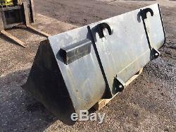 JCB Telehandler Grain Bucket