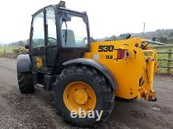 JCB Telehandler / JCB / Loadall / JCB 530-70 / JCB Farm Special