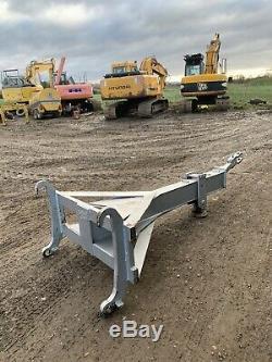 JCB Telehandler Jib Hook Block Tractor Trailer Crane Jib £795