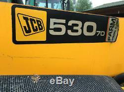 JCB Telehandler Loadall 530-70 Farm Special
