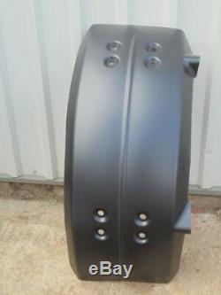 JCB Telehandler Loader Left Hand Rear Mud Guard Fender Kit