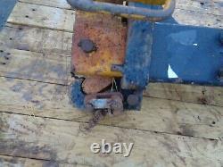 JCB Telehandler Pick Up Hitch £495+vat
