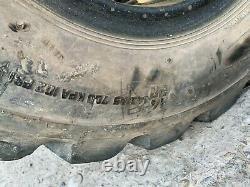 JCB Telehandler Tyres & Inntertubes Telescopic Handler 250/75-12 27x10-12