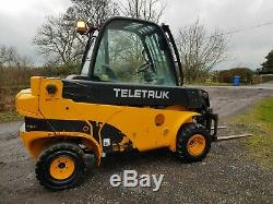 JCB Teletruk 2010 TLT35 4x4