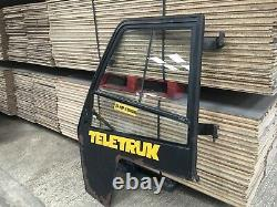 JCB Teletruk, Cab Door Forklift, Telehandler, Teletruck TLT