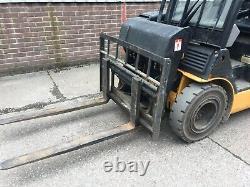 JCB Teletruk, Forklift, Telehandler, Teletruck TLT, 2.5 Tonne Lift Side Shift