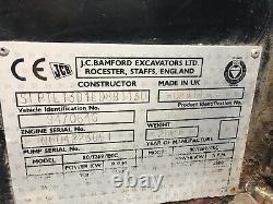 JCB Teletruk, Forklift, Telehandler, Teletruck TLT, 3 Tonne Lift Side Shift