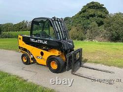JCB Teletruk TLT30D For Sale, Excellent Condition, Ready for Work £15,495 + VAT
