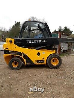JCB Teletruk, Teletruck 2WD
