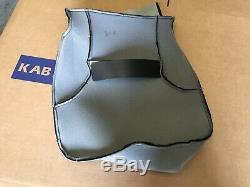 JCB Tier 4 Seat Cushion Foam & Cover Loadall Forklift Telehandler Teleporter