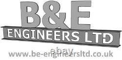 JCB Toolcarrier HD 2pc Brackets For Loader Telehandler Tractor John deere Matbro