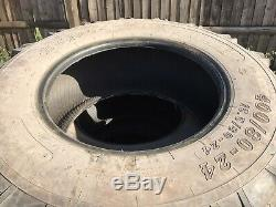 JCB loadall telehandler Tyres X4