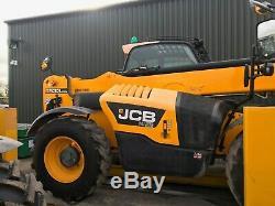 JCB telehandler 527-58AGRI