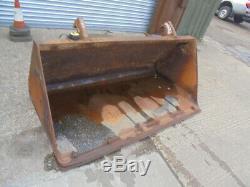 JCB telehandler bucket 70inch BOLT ON CUTTING EDGE £495 + VAT