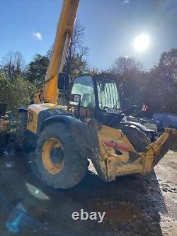 Jcb 353-125 4x4 Telehandler Year 2007 Hours 4252 £17000+vat