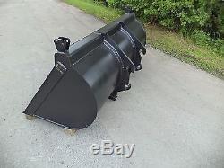 Jcb 406 Telehandler Bucket Heavy Duty Construction Spec