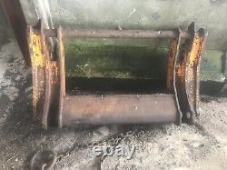 Jcb 412 414 416 Shovel Telehandler Headstock