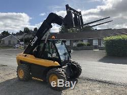 Jcb 515-40 Telehandler Forklift