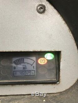 Jcb 515-40 Telehandler Skidsteer Teleporter