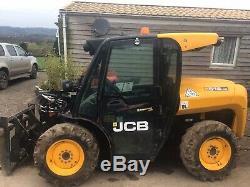 Jcb 516-40 Compact Telehandler