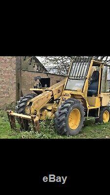 Jcb 520-4 tele handler Forklift Telehandler