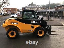 Jcb 520-40, Jcb Telehandler, Jcb Forklift, rough Terrain Forklift, Jcb